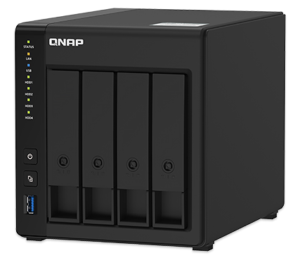 exFAT File System | Speed up large media file transfer | QNAP