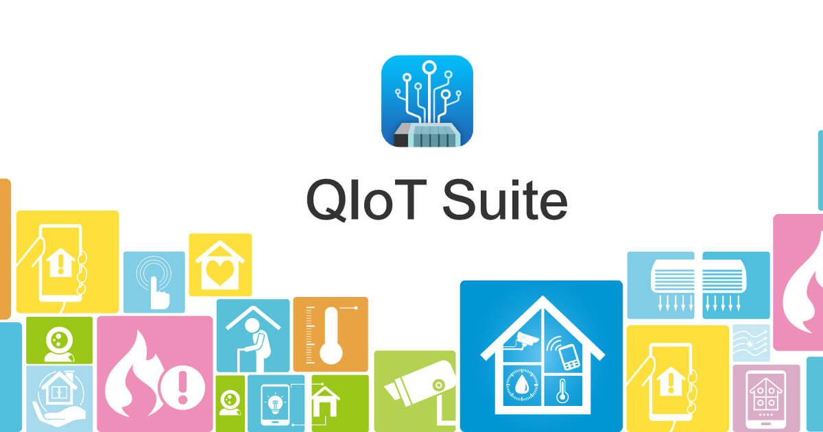 QNAP NAS as an IoT Platform | Develop IoT in 3 steps | QNAP