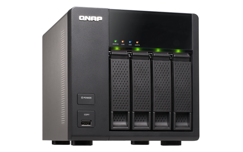 QNAP TS-119P+ Turbo NAS QTS Drivers PC