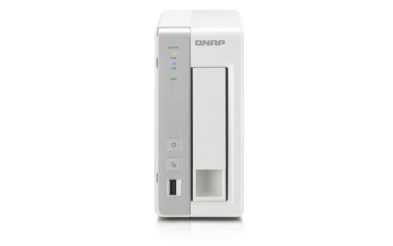 QNAP TS-120 Turbo NAS QTS Windows Vista 64-BIT
