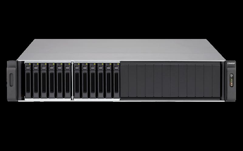 QNAP SS-EC1279U-SAS-RP TurboNAS QTS Linux