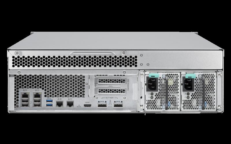 QNAP TS-EC1679U-RP Turbo NAS QTS 64Bit