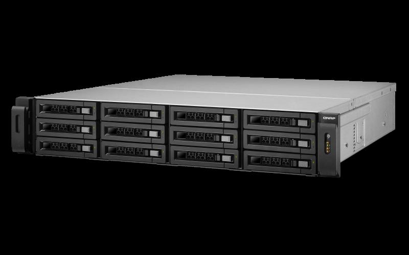 QNAP TS-EC1279U-SAS Turbo NAS QTS Treiber Windows XP