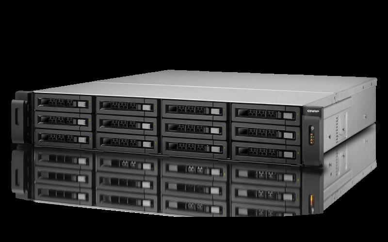 QNAP SS-EC1279U-SAS-RP Turbo NAS QTS Windows 8 X64