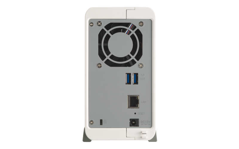 QNAP TS-212P Turbo NAS QTS Windows 8