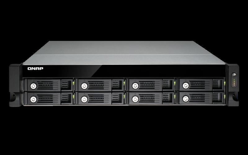 QNAP TVS-471U-RP TurboNAS QTS Drivers for Mac