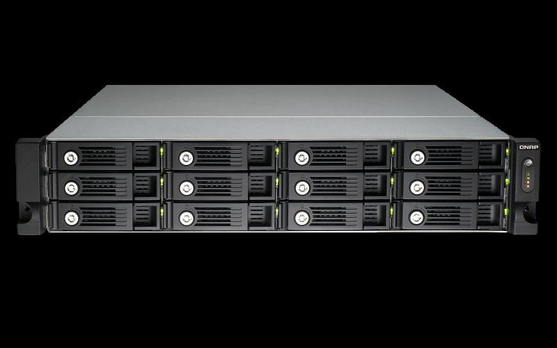 QNAP TVS-1271U-RP TurboNAS QTS 64x