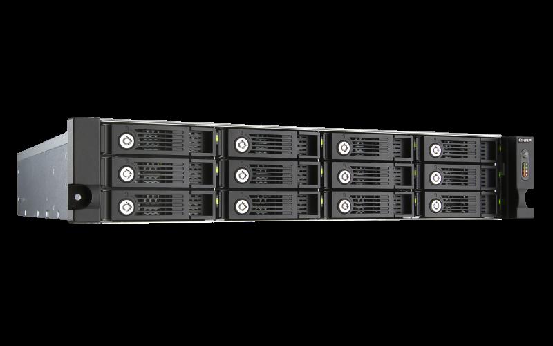 QNAP TVS-1271U-RP TurboNAS QTS Drivers for Windows 7