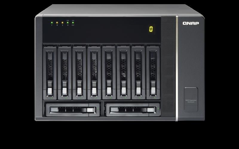 REXP-1000 Pro - Features - QNAP (AU)