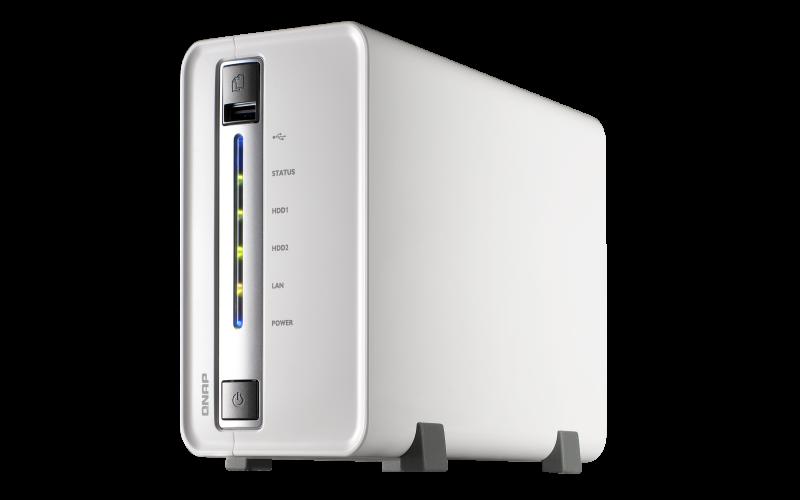 QNAP TS-212 TurboNAS QTS Drivers for Mac
