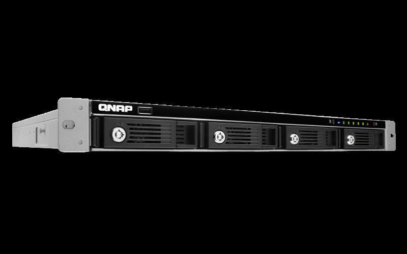 Driver: QNAP TS-470U-RP TurboNAS QTS