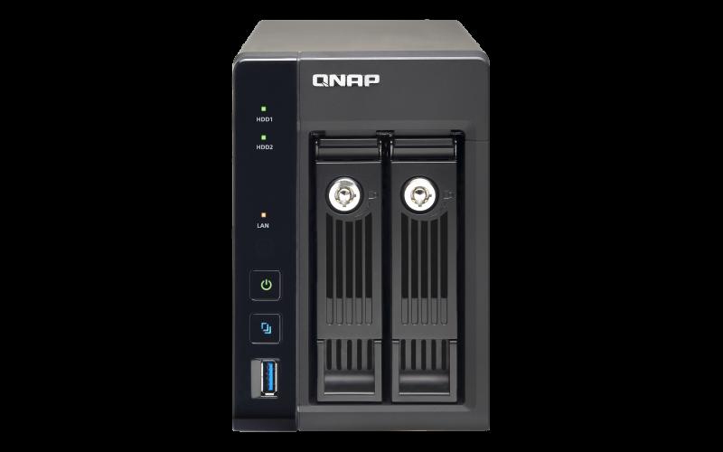 QNAP SS-853Pro TurboNAS QTS Driver