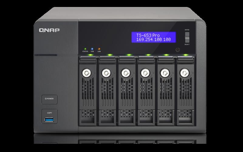 TS-653 Pro - Features - QNAP