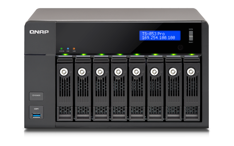 DRIVERS UPDATE: QNAP TS-859U TURBO NAS QTS