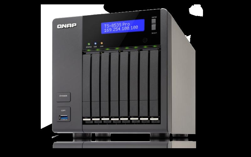 QNAP TS-109ProII TurboNAS QTS Driver for Windows 10