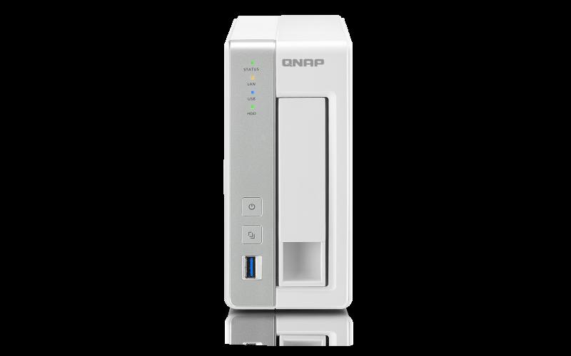 QNAP TS-131 TurboNAS QTS Descargar Controlador