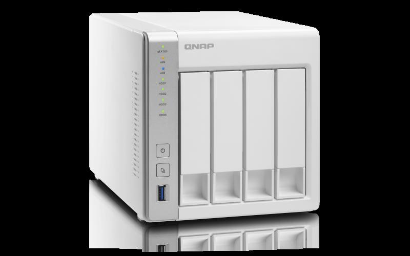 QNAP TS-431+ TurboNAS QTS Drivers for Windows XP