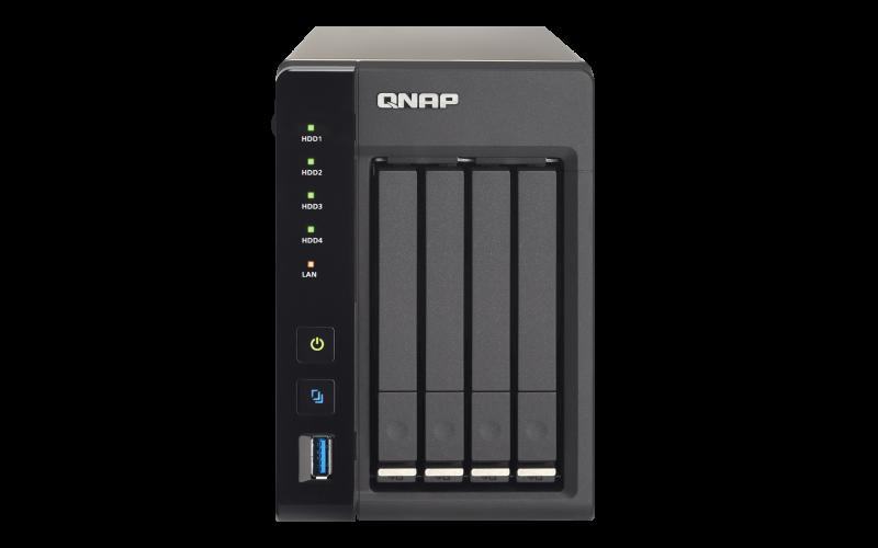QNAP TS-451S TurboNAS QTS Driver Windows 7