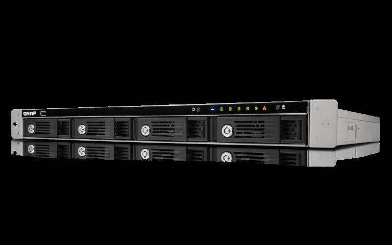 QNAP TS-453U-RP TurboNAS QTS Driver for Windows Download