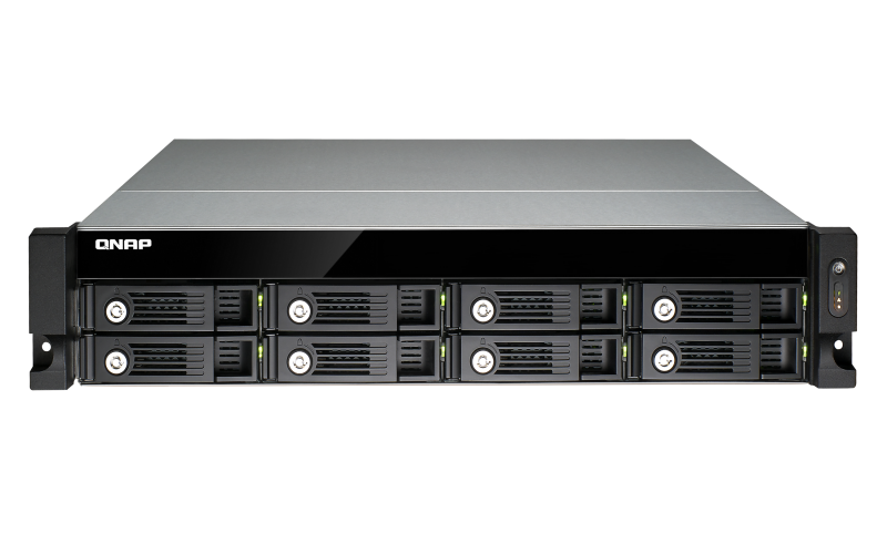 QNAP TS-410U TurboNAS Descargar Controlador