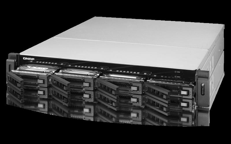 QNAP TS-879U TurboNAS Drivers for Mac