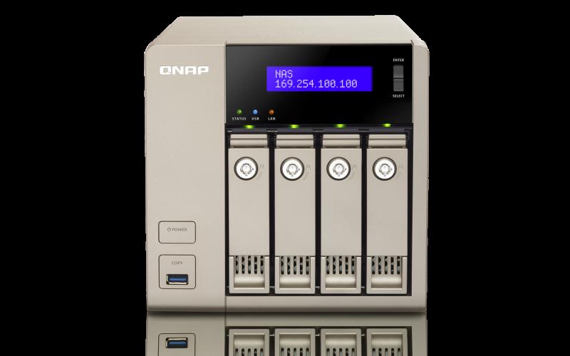 TVS-463 - Features - QNAP