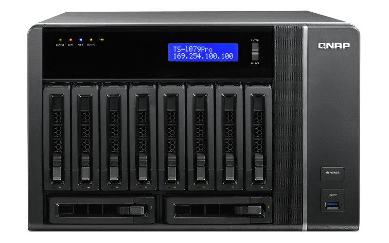 QNAP TS-1079Pro Turbo NAS QTS Windows 8 Drivers Download (2019)