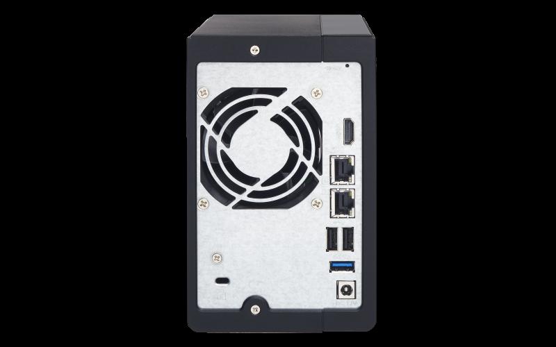 TS-251+ - Features - QNAP