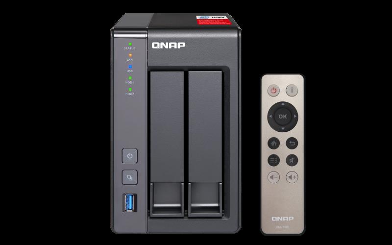 TS-251+ - Features - QNAP (US)
