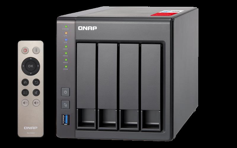 QNAP TS-451S TurboNAS QTS Drivers for Windows Download