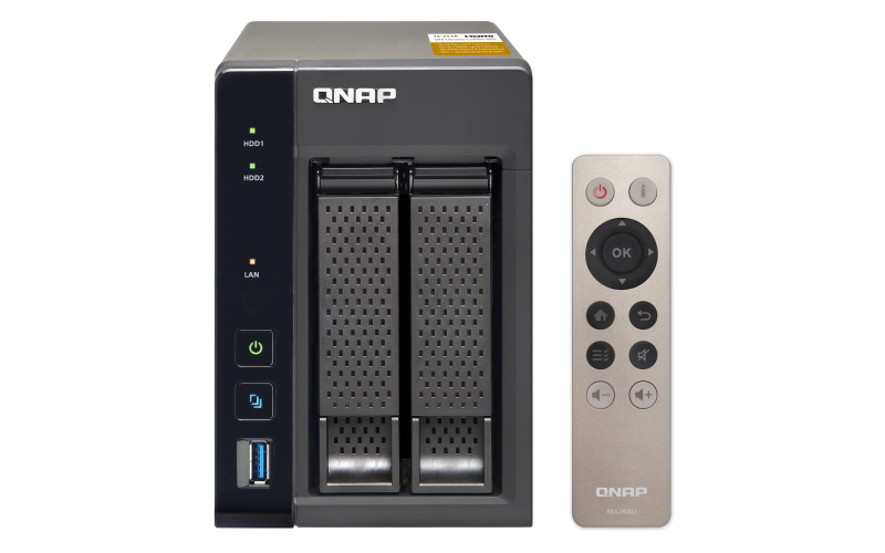 TS-253A - Features - QNAP