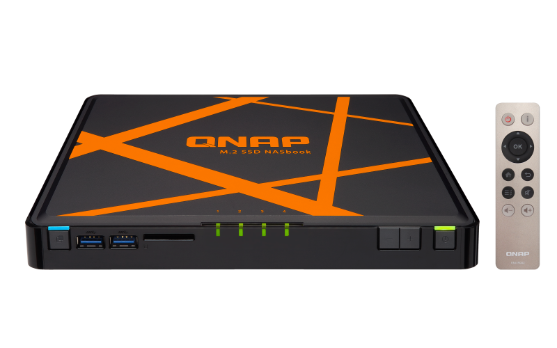 TBS-453A - Features - QNAP