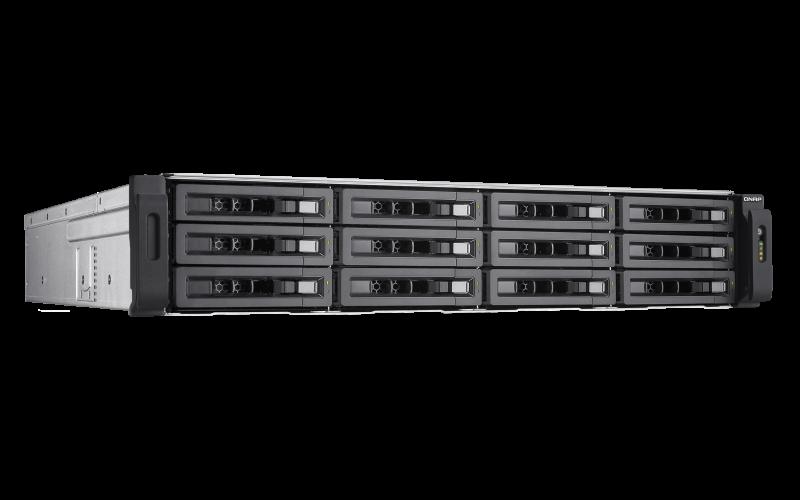 QNAP TS-EC1280U-RP TurboNAS QTS Vista
