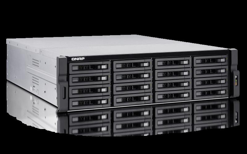 QNAP TVS-EC1680U-SAS-RP TurboNAS QTS Treiber Windows XP