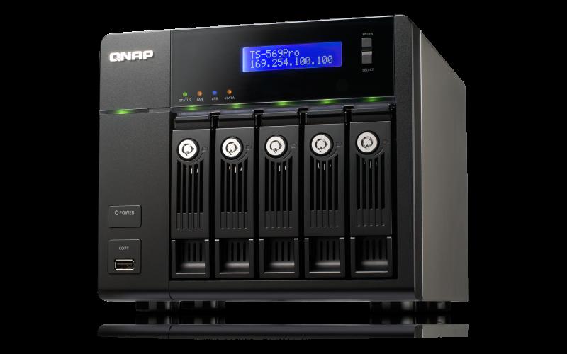 TS-569 Pro - Features - QNAP