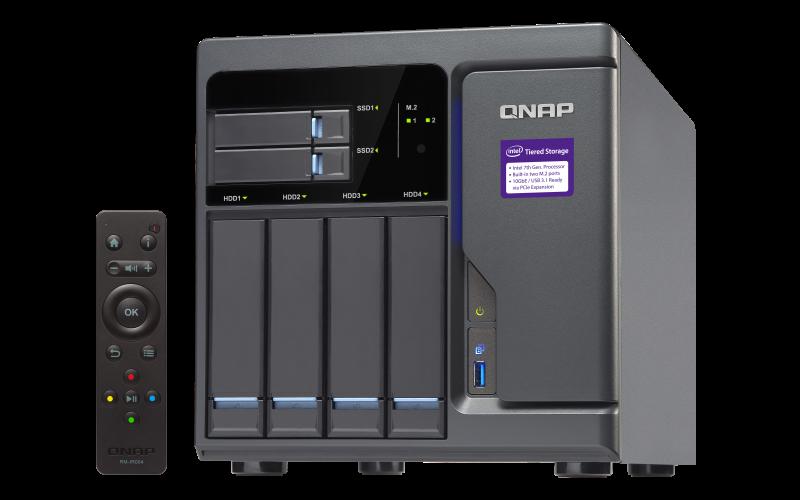 TVS-682 - Features - QNAP