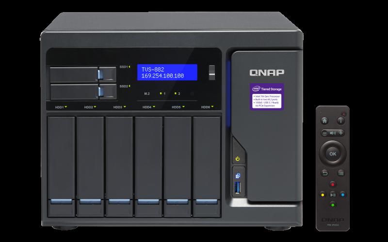 QNAP NAS TVS-882