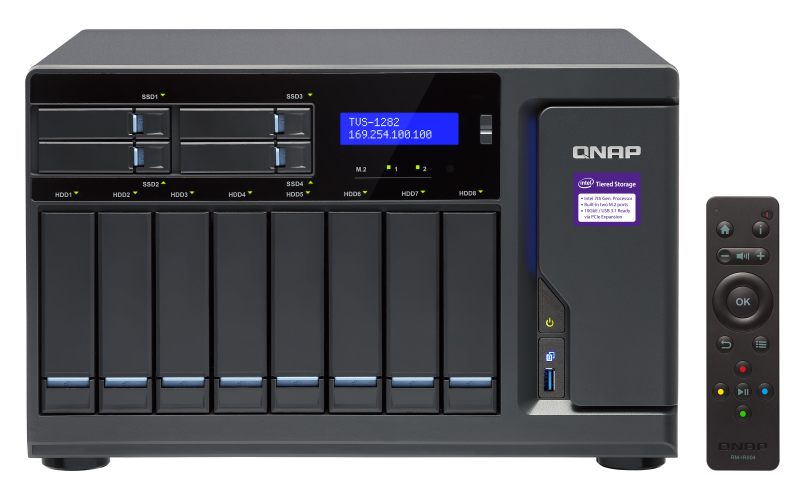 QNAP NAS TVS-1282