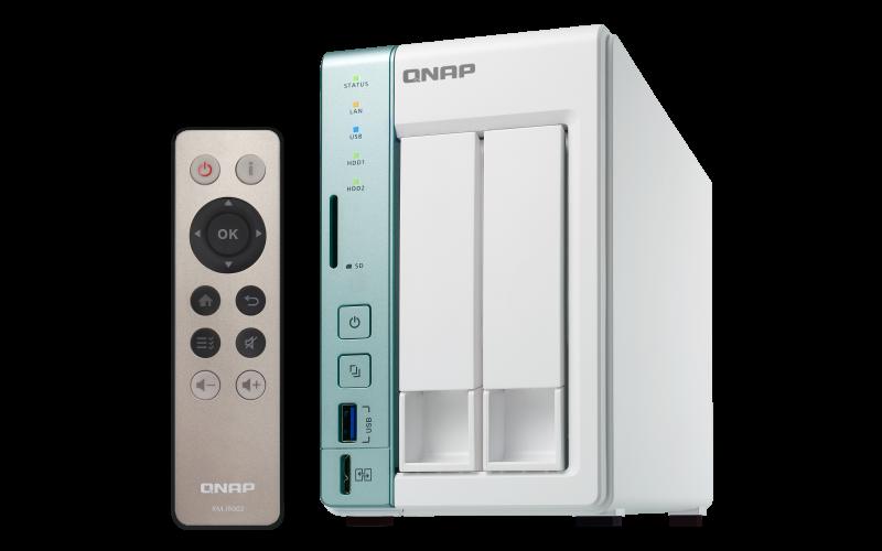 TS-251A - Features - QNAP