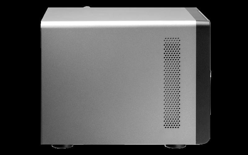QNAP TS-669Pro Turbo NAS Windows 7 64-BIT