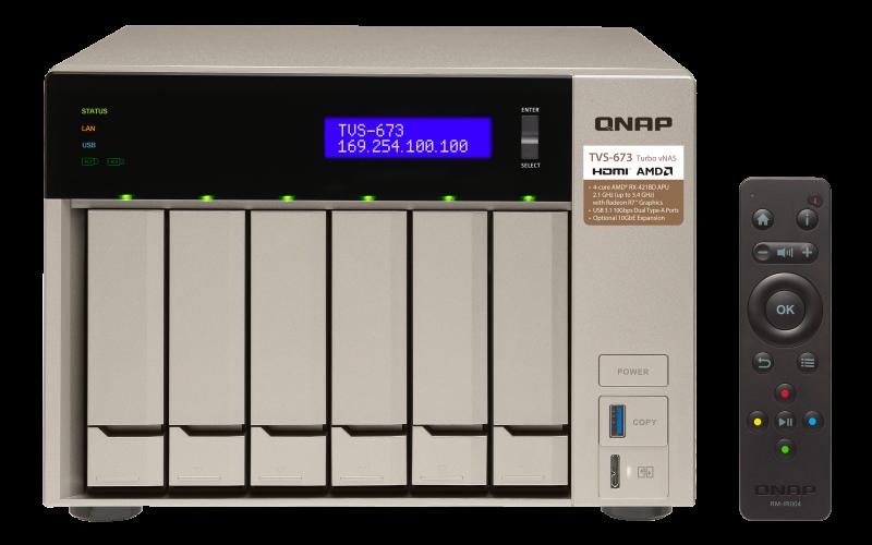 Driver for QNAP TS-659Pro TurboNAS QTS