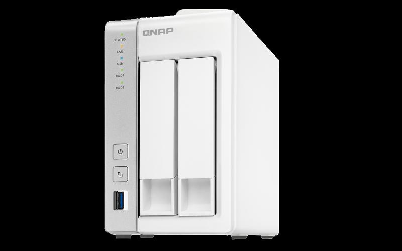 TS-231P - Features - QNAP