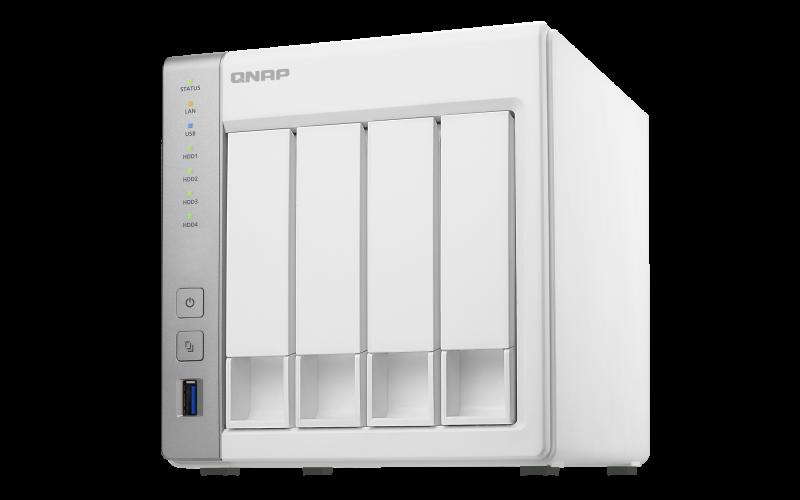 TS-431P - Features - QNAP