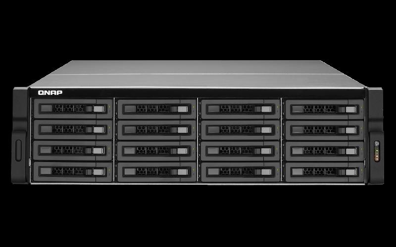 QNAP TS-EC1679U-SAS Turbo NAS QTS Drivers Mac