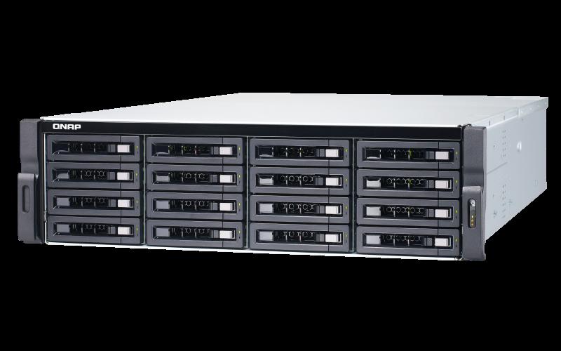 1ef45c43da4a4 NAS quad-core de alto desempenho com duas portas SFP+ de 10 GbE e fontes de  energia redundantes