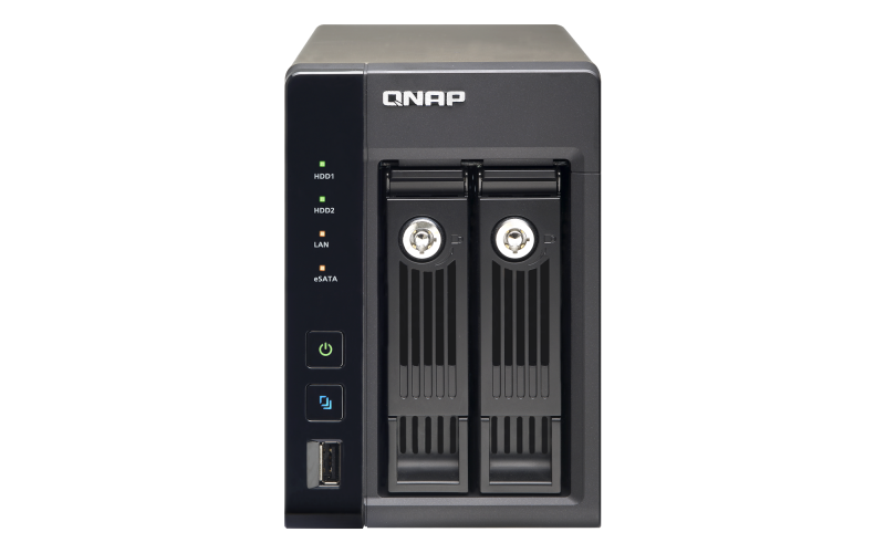 QNAP TS-109ProII TurboNAS QTS Drivers for Windows Mac
