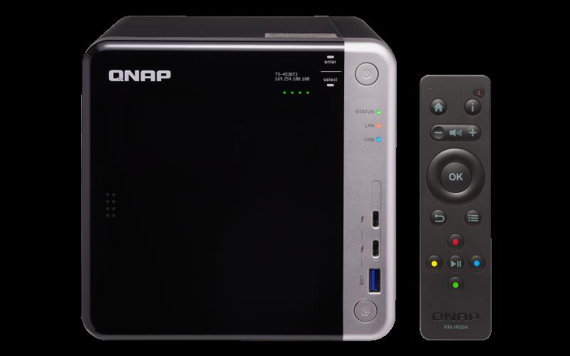 TS-453BT3 - Features   QNAP