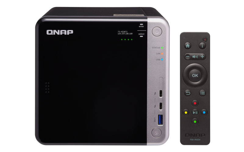 QNAP NAS TS-453BT3