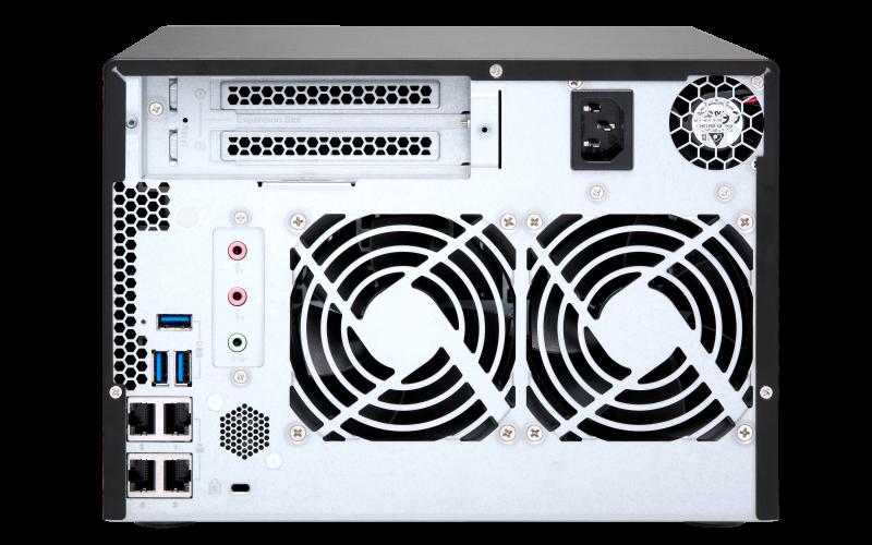 TS-673 - Features | QNAP