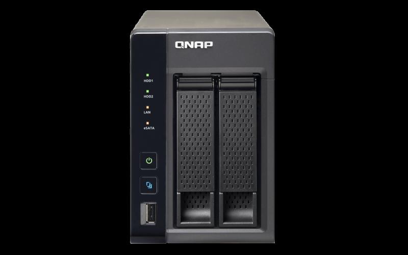 QNAP TS-209 TurboNAS QTS Driver (2019)